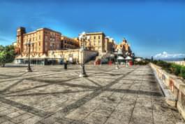 Piazza Bastione di San Remy