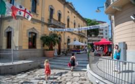 Innenstadt von Olbia