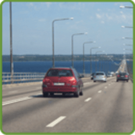 The red car game