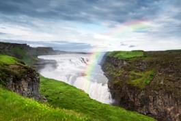 Island im Frühling