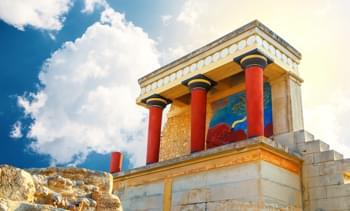 Ruine Knossos