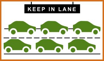 Keep in Lane