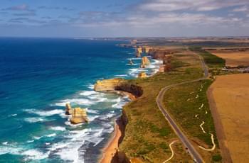 Ocean Road Australien