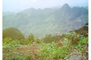 Ausblick Anaga Gebirge