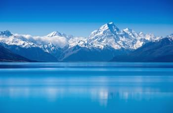 Lake Tekapo in Neuseeland