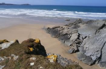 Strand bei Newquay