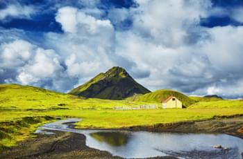 Island mit dem Mietwagen entdecken