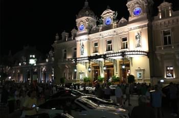 Casino Monte-Carlo in Monaco