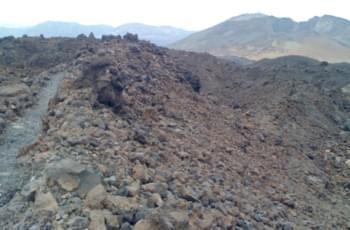 Teneriffa Kraterlandschaft - Teide
