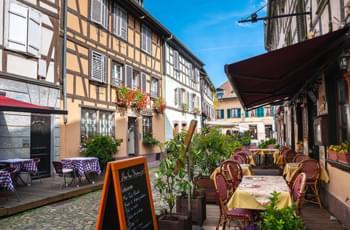 Petite-France in Straßburg