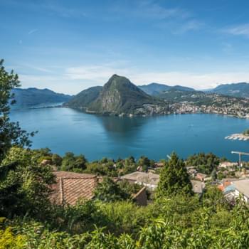 Mietwagen Spritztour Mendrisio: Italienisches Flair und Schweizer Alpen