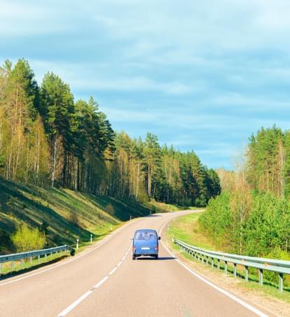 Umwege erweitern den Horizont - ein Roadtrip mit dem Bus durch den Süden