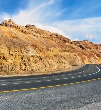 Wichtige Tipps zum Mietwagen fahren in Israel