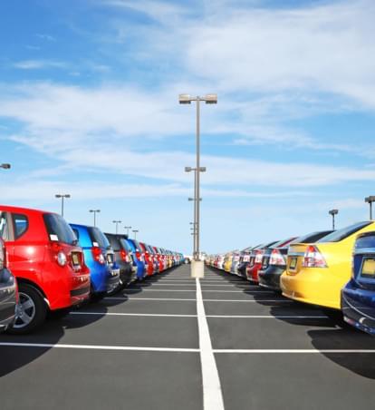 Bunter Mietwagen: Was die Farbe Ihres Autos über Sie aussagt