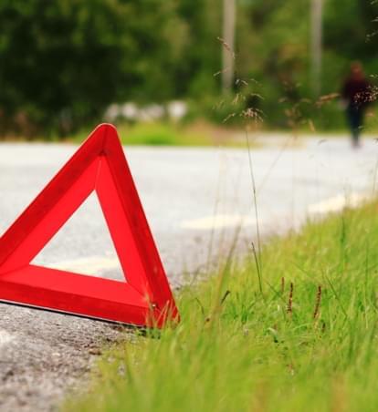 Achtung Verkehrsunfall: Wie reagiere ich richtig?