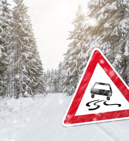 Autofahren bei Glatteis:  So meistern Sie brenzlige Situationen erfolgreich
