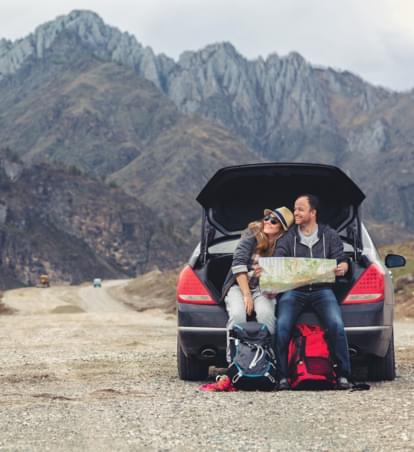 MietwagenCheck TOP 10: Die beliebtesten Road-Trips