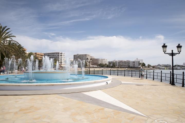 Ibiza Rundreise Santa Eulària des Riu