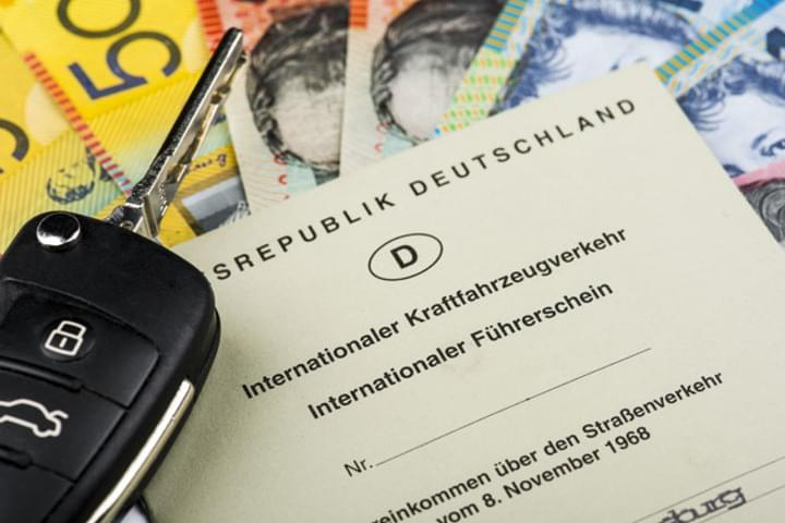 Internationaler Führerschein