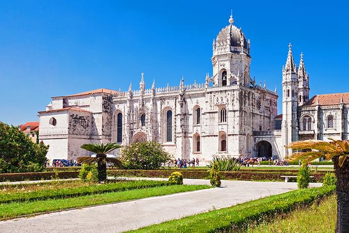 Kloster Mosteiro dos Jerónimos Lissabon
