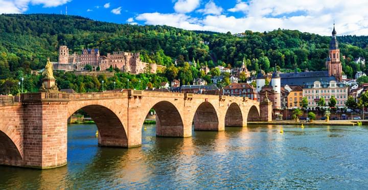 Mietwagen Heidelberg