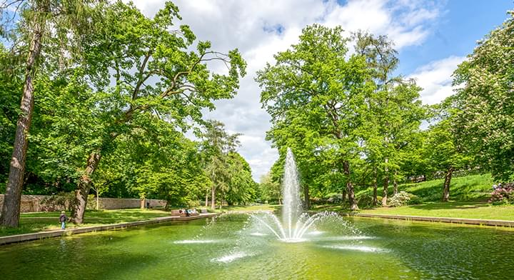 Parque en Fulda