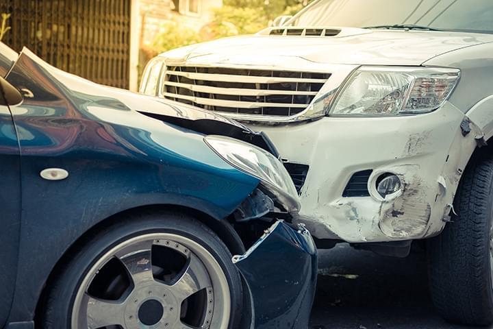 Haftpflichtversicherung bei Unfall