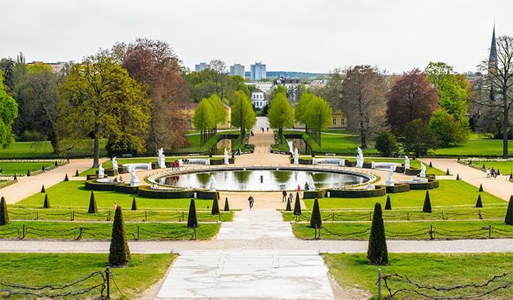 Parque Sanssouci Potsdam