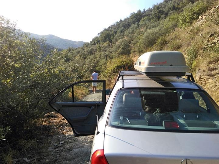 Mit dem Mietwagen durch Italien