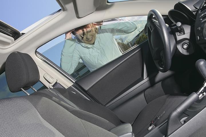 Autoschlüssel verloren
