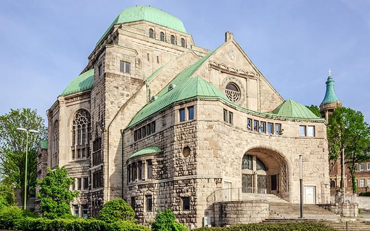 Vecchia Sinagoga Essen