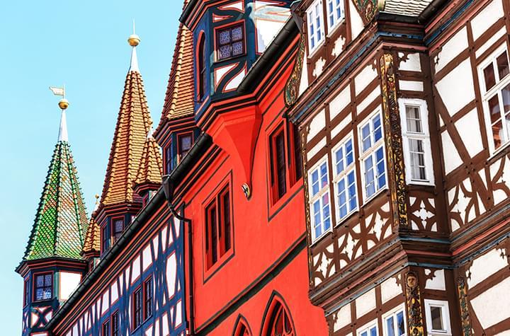 Antiguo ayuntamiento de Fulda