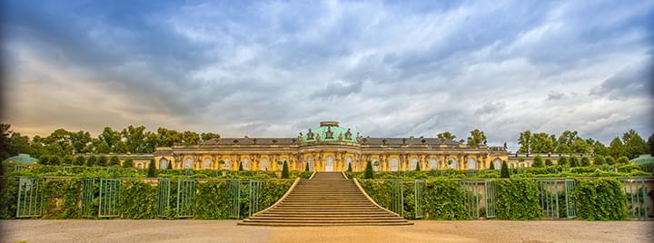 Palazzo Sanssouci Potsdam
