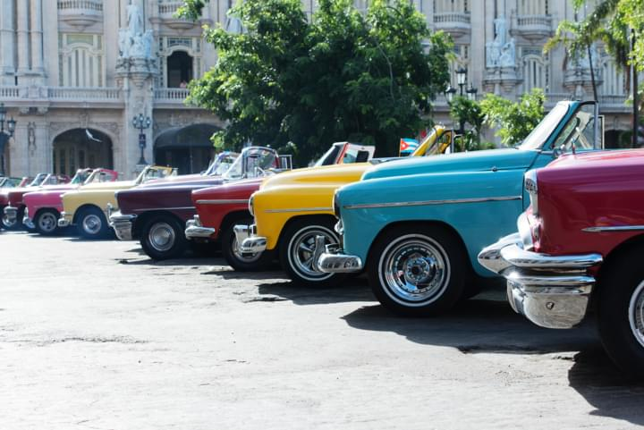 Der beste Mietzeitpunkt für den Mietwagen Kuba