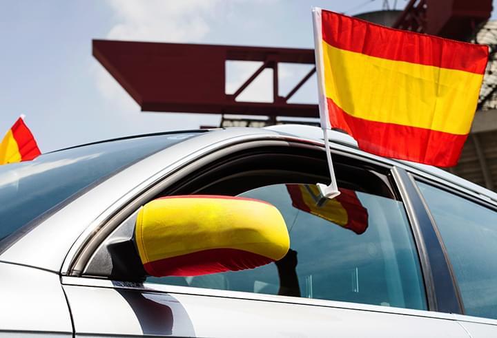 Autofahren in Spanien