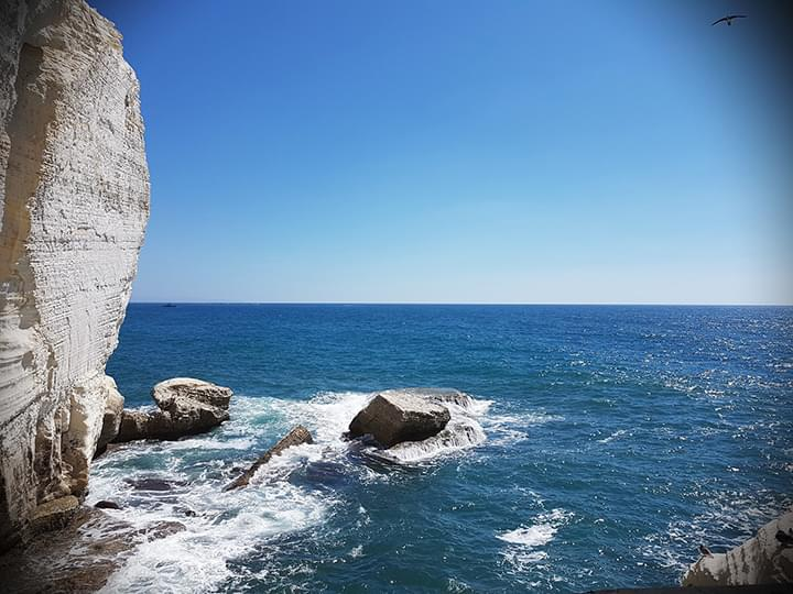 Rosh HaNikra Grotten
