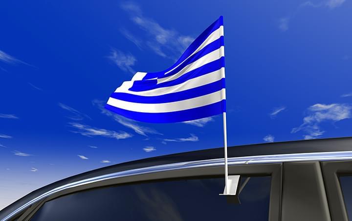 Autofahren in Griechenland