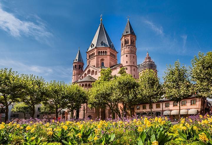 Kathedraal van St. Martin in Mainz