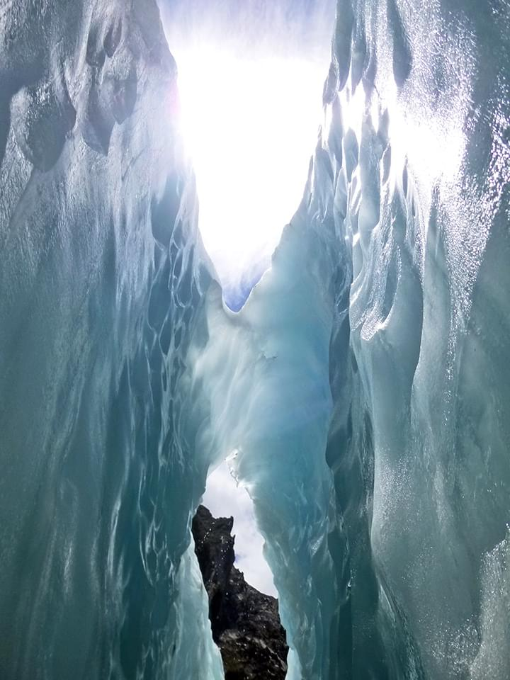 Gletscher Franz Josef