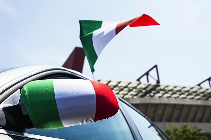 Autofahren in Italien