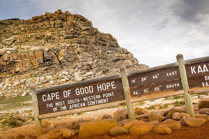 Kap der Guten Hoffnung Kapstadt