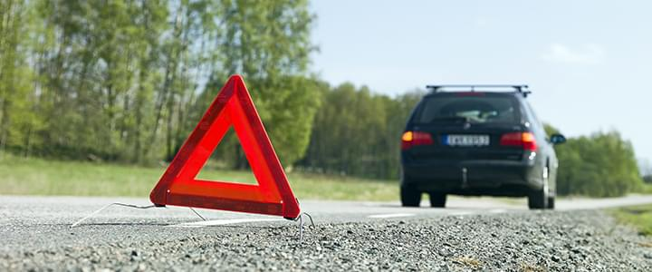 Stresssituation mit dem Auto: Pannen