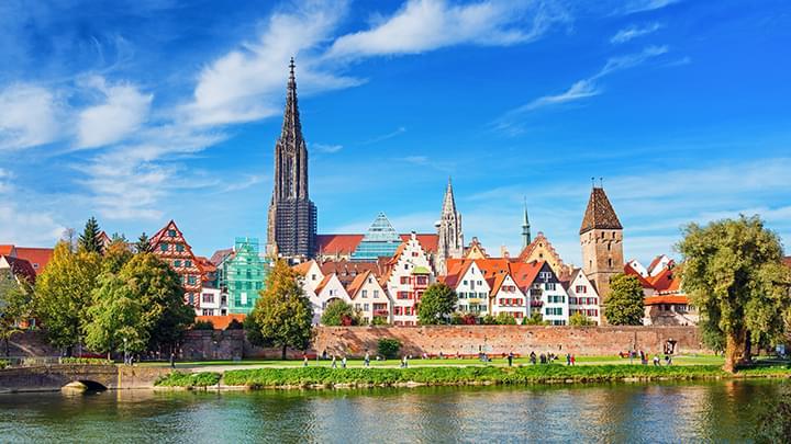 Vista de Ulm