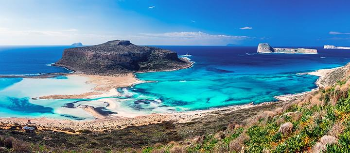 Lagune Balos Kreta