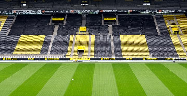 Fußballstadion Borussia Dortmund