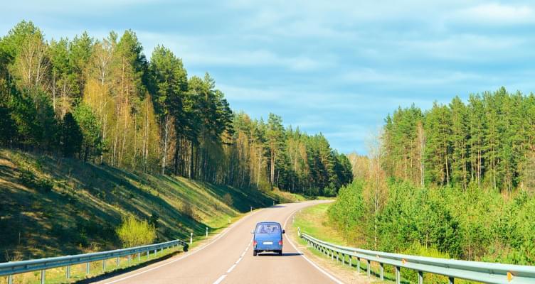 Grenzüberquerung mit Hindernissen: von Litauen nach Polen