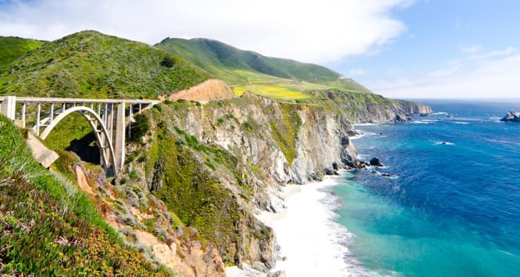Die schönsten Ecken Kaliforniens mit dem Mietwagen erkunden