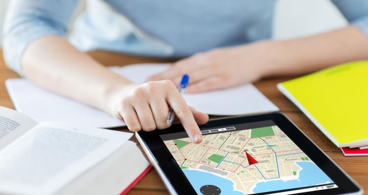 Mietwagensuche: Karten-Stationsauswahl in 5 Schritten