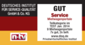 """Gut"" in Service - DISQ Test Mietwagenportale 2014"
