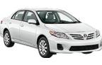 Toyota Corolla 2-4T AUT
